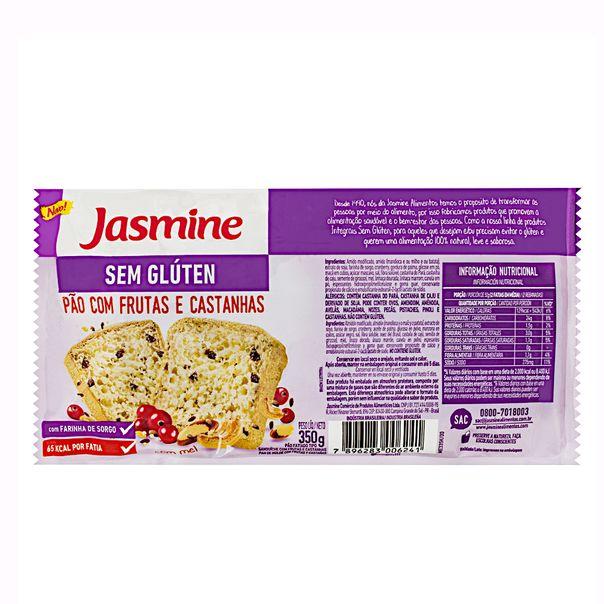 Pao-de-Sanduiche-Frutas-e-Castanhas-sem-Gluten-Jasmine-Pacote-350g