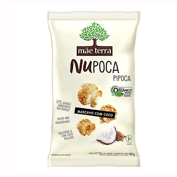 Pipoca-Pronta-Organica-Mascavo-com-Coco-Mae-Terra-Nupoca-Pacote-40g