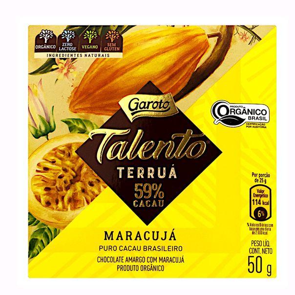 chocolate-amargo-59-cacau-organico-maracuja-zero-lactose-garoto-talento-terrua-caixa-50g