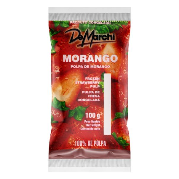 Polpa-de-Fruta-Morango-De-Marchi-Pacote-100G
