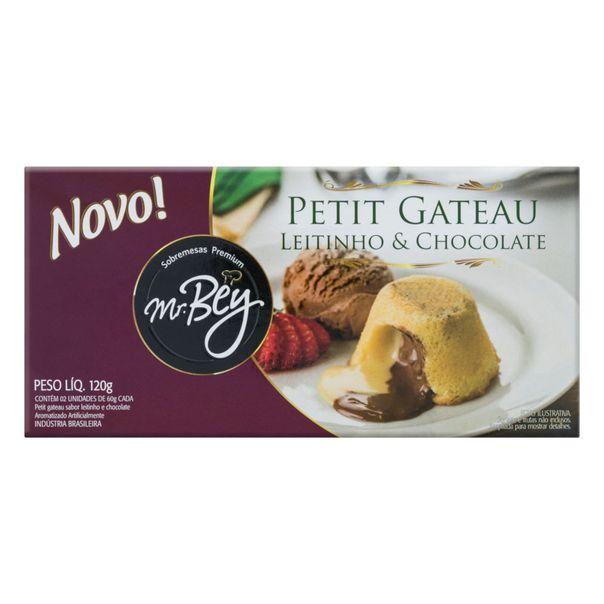 Petit-Gateau-Congelado-Leitinho-e-Chocolate-Mr-Bey-Sobremesas-Premium-Caixa-120g-2-Unidades