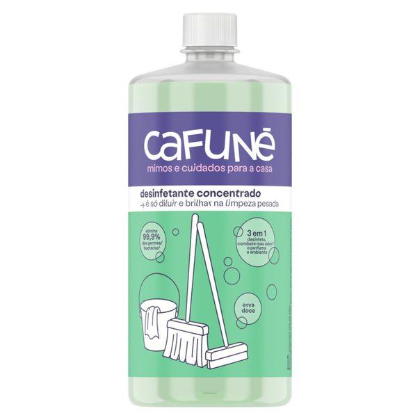 Desinfetante-Concentrado-Erva-Doce-Cafune-Frasco-1l