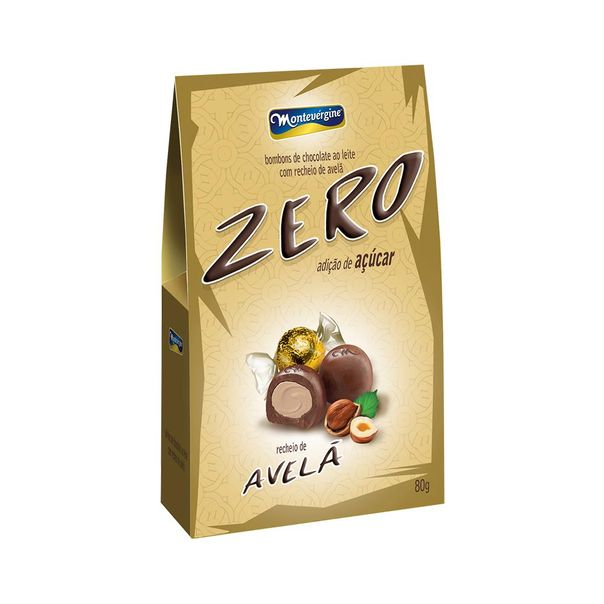 Chocolate-Zero-Acucar-Amendoim-Montervergine-40g