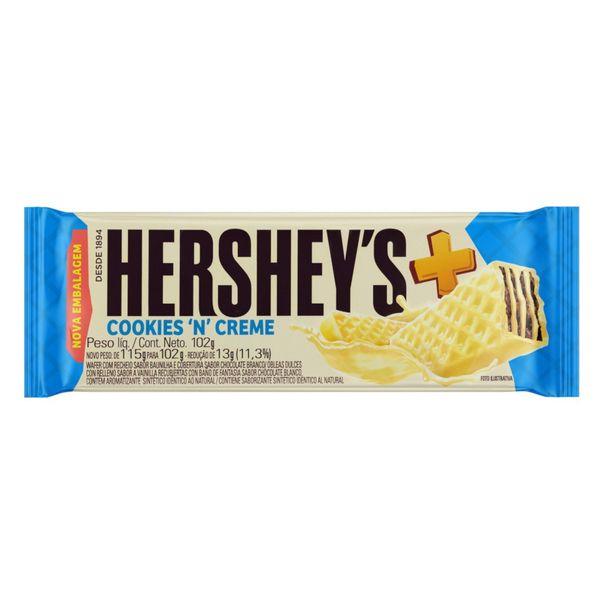 Wafer-Cookies-n-Creme-Mais-Hersheys-102g