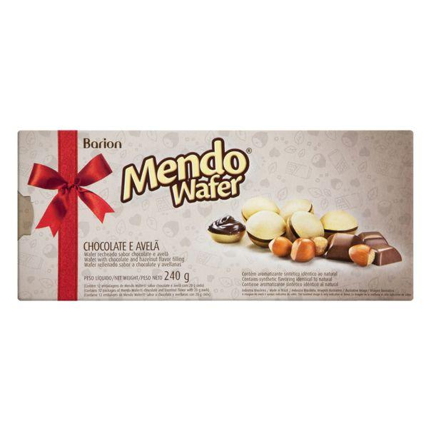 Wafer-Recheio-Chocolate-e-Avela-Mendo-Barion-240g