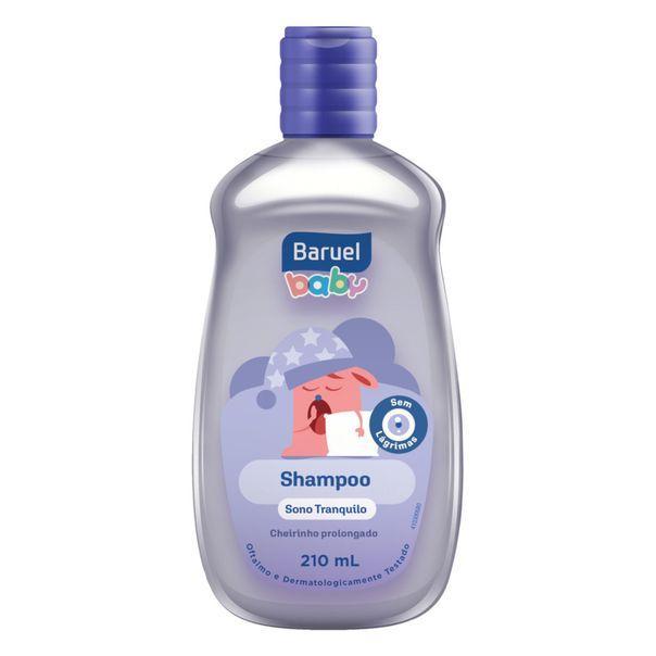 Shampoo-Baruel-Baby-Sono-Tranquilo-Frasco-210ml
