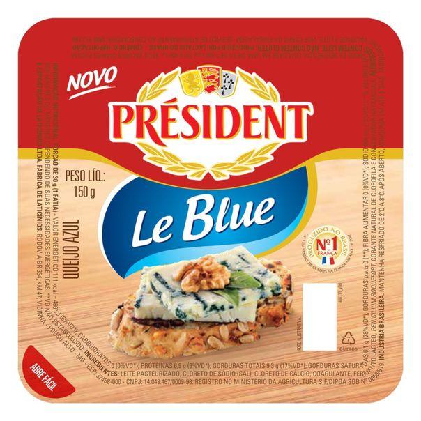 Queijo-Azul-President-Le-Blue-150g
