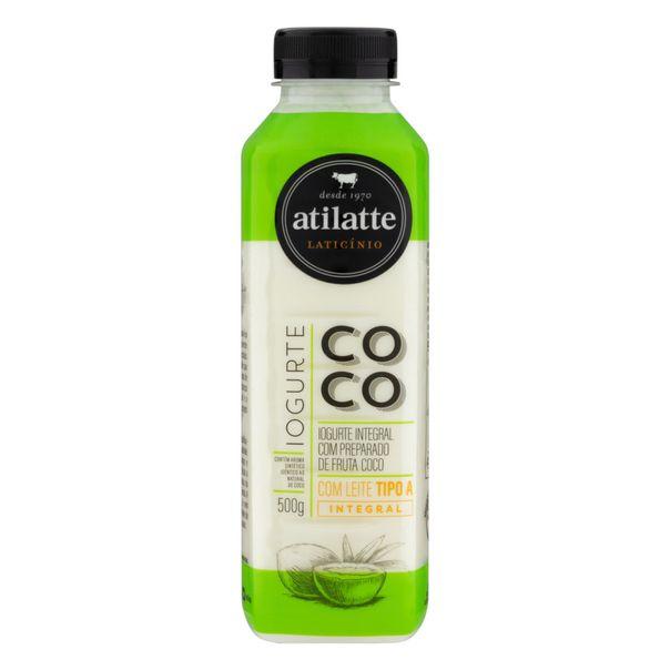 Iogurte-Integral-Coco-Atilatte-Garrafa-500g