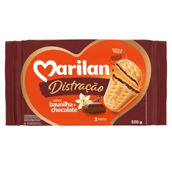 Biscoito-Baunilha-e-Chocolate-Marilan-Distracao-Pacote-320g